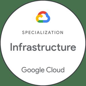 revolgy-google-cloud-specialization-Infrastructure