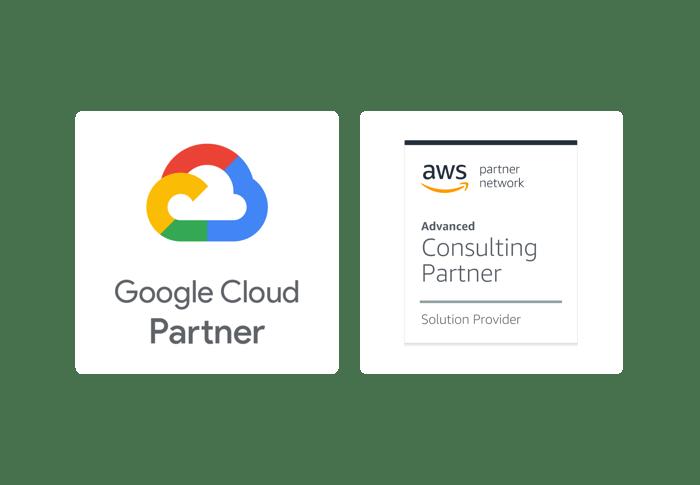 Revolgy - Google Cloud platform, Amazon Web services