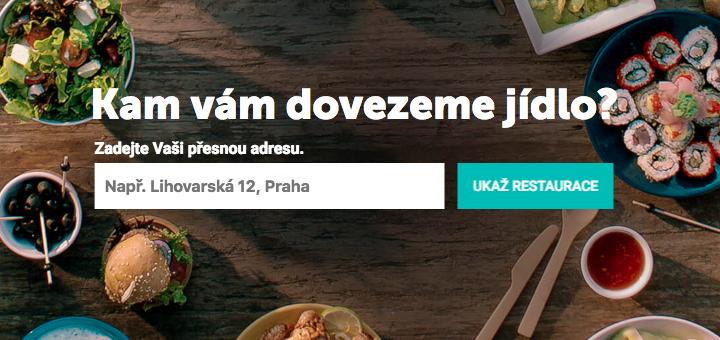 Rozvoz restaurací po celé ČR  Dáme jídlo (4)