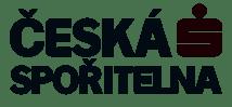 ceska sporitelna logo black