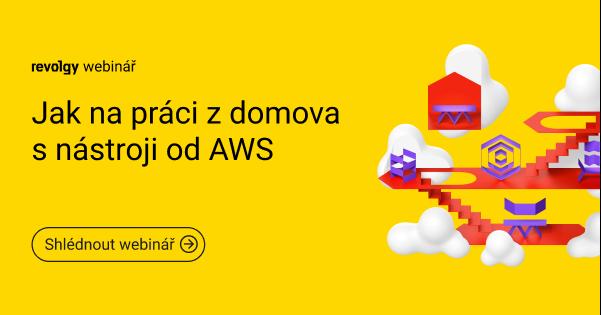 Webinář: Pracujte online s nástroji od AWS