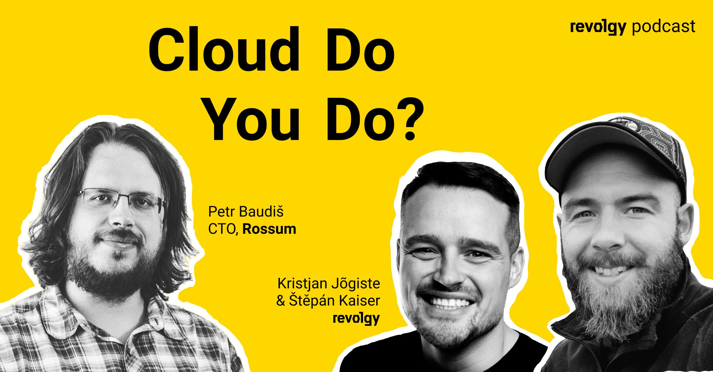 Cloud Do You Do linkedin Rossum
