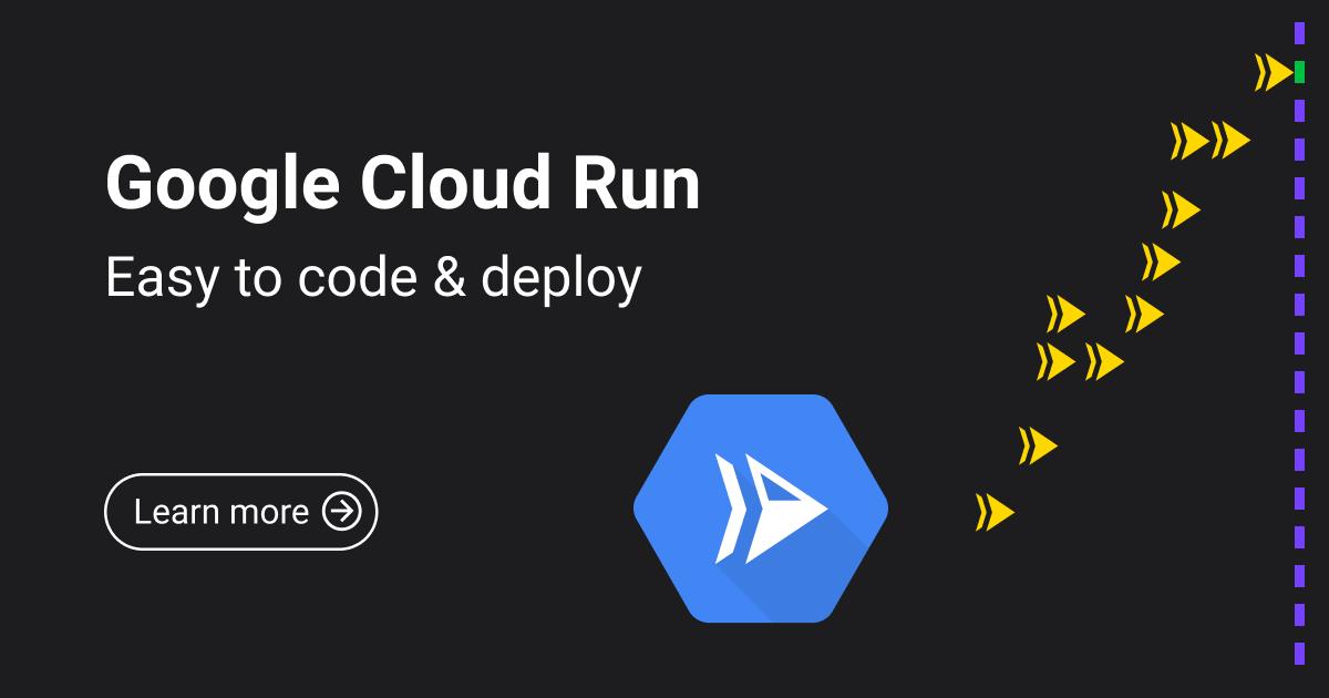 Cloud Run blogpost-1