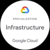 Revolgy - Google cloud specialization - Infrastructure