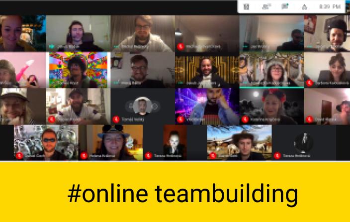 blog online teambuilding